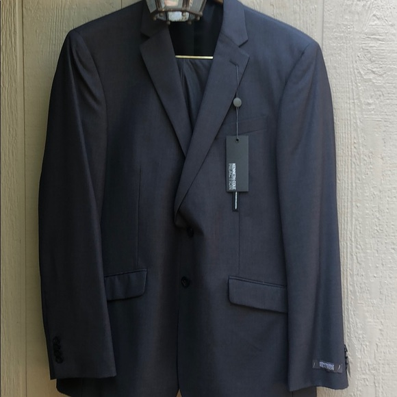 Kenneth Cole Reaction Other - NWT Kenneth Cole Reaction Gray Suit